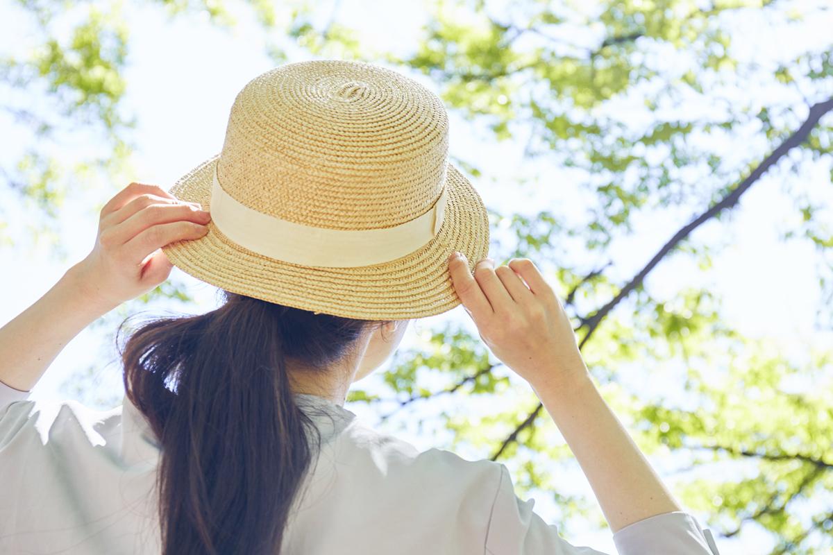 日焼けで頭皮が老化する!?光老化を軽減するための最適ケア